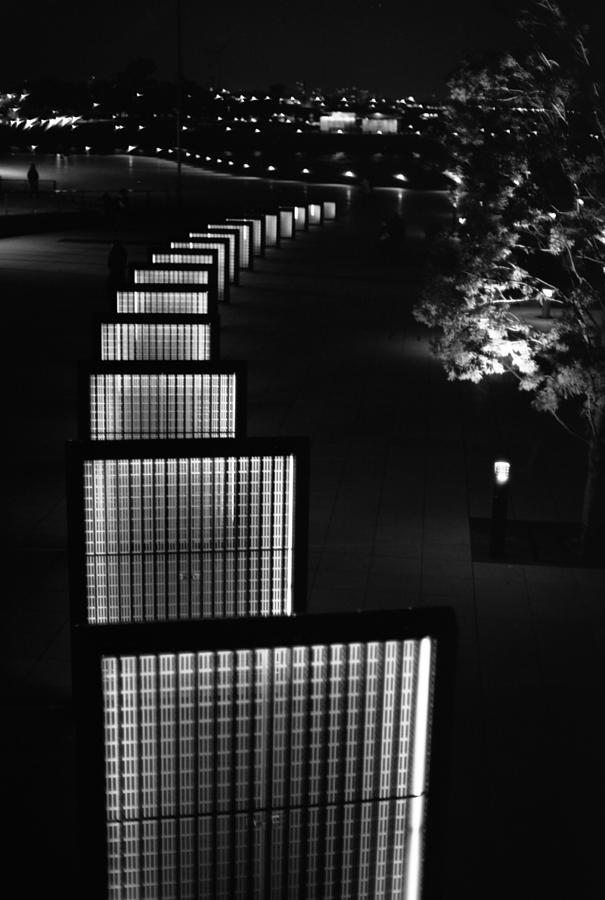 Lighting Pattern Photograph by Snap Shooter Jp