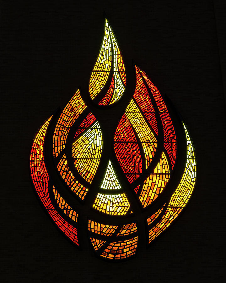 Flame Photograph - Lighting The Way - Wayland Kaltwasser Flame by Stephen Stookey