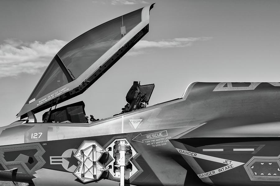 Lightning II Forward Fuselage by Chris Buff