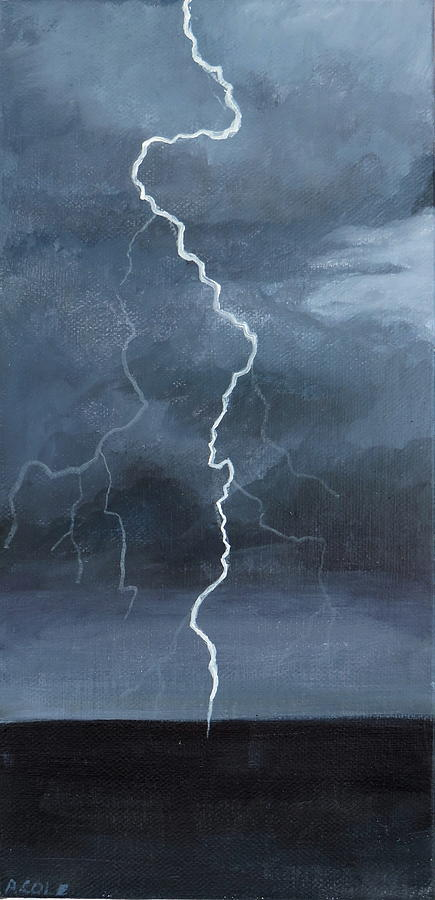 Lightning Part 2 by Andrea Cole