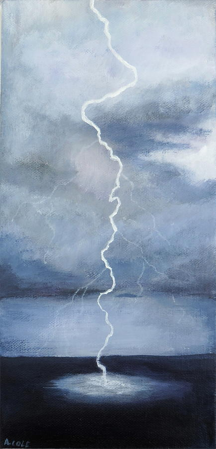 Lightning Part 3 by Andrea Cole