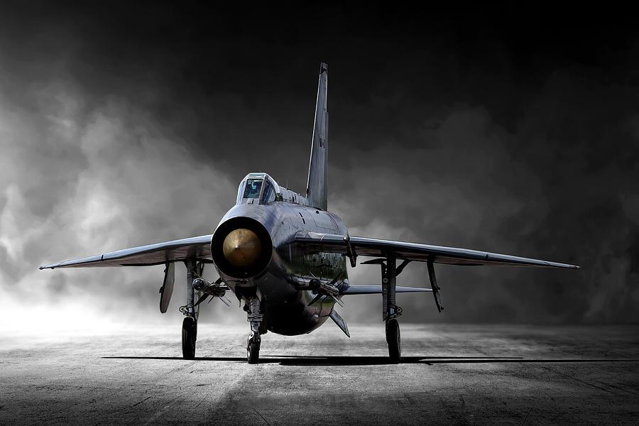 Aviation Digital Art - Lightning by Peter Chilelli