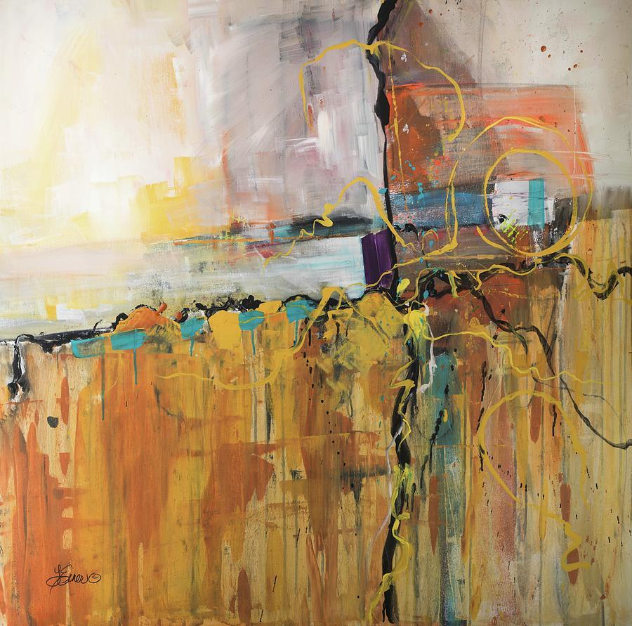 Lightning Storm by Terri Einer