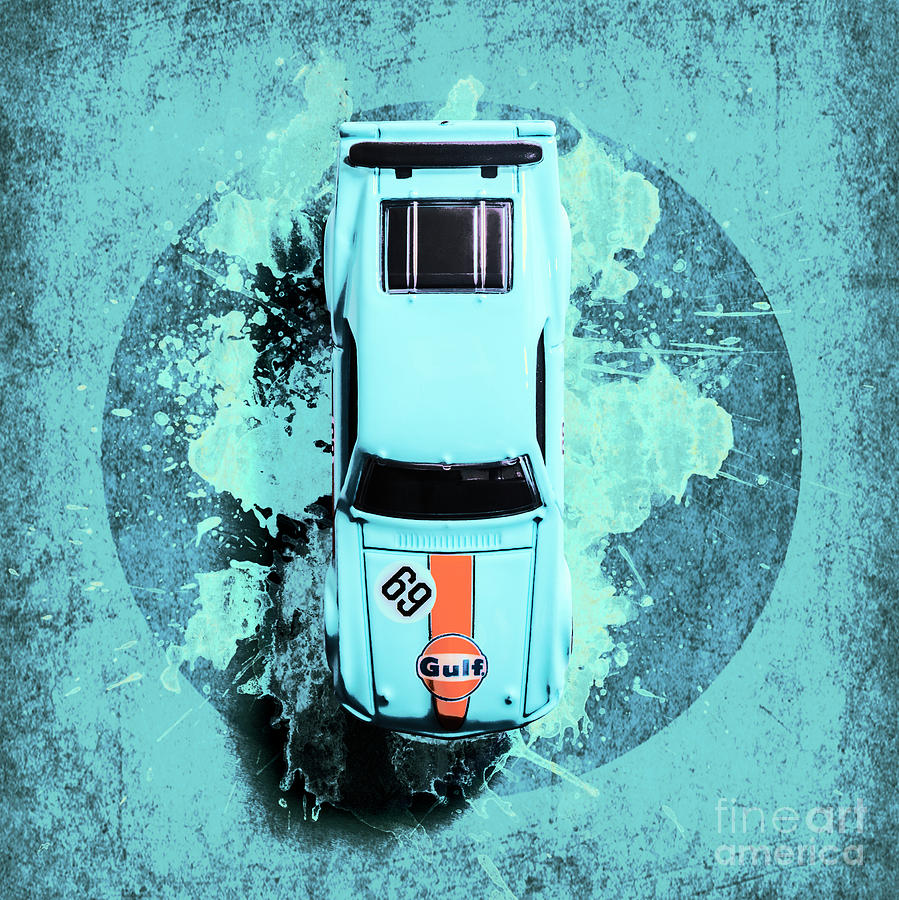 Car Photograph - Like A Boss by Jorgo Photography - Wall Art Gallery