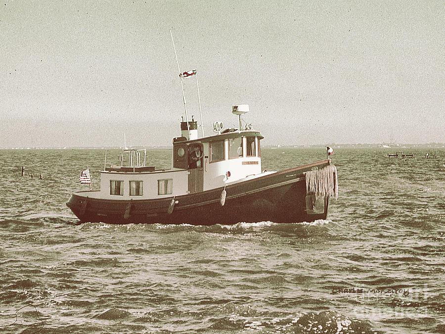 Lil Tugboat by Charles McKelroy