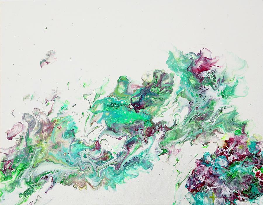 Mugs Painting - Lili  by Carol Matta