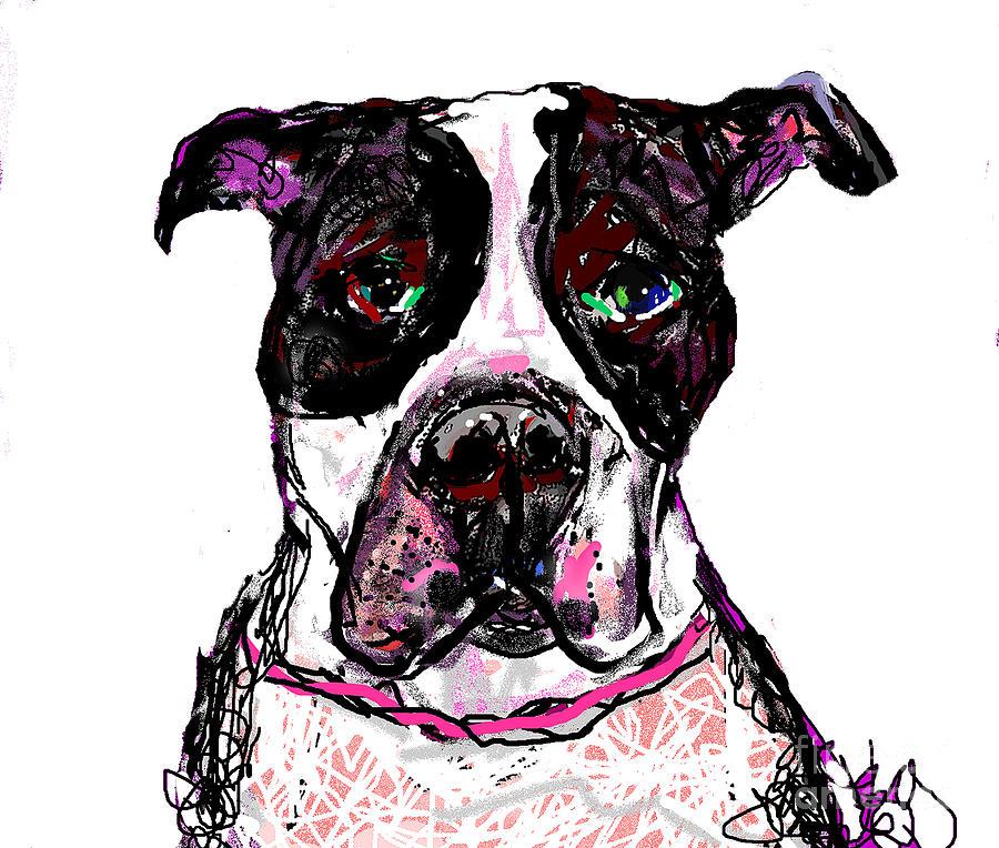 Lilo Digital Art by Joyce Goldin