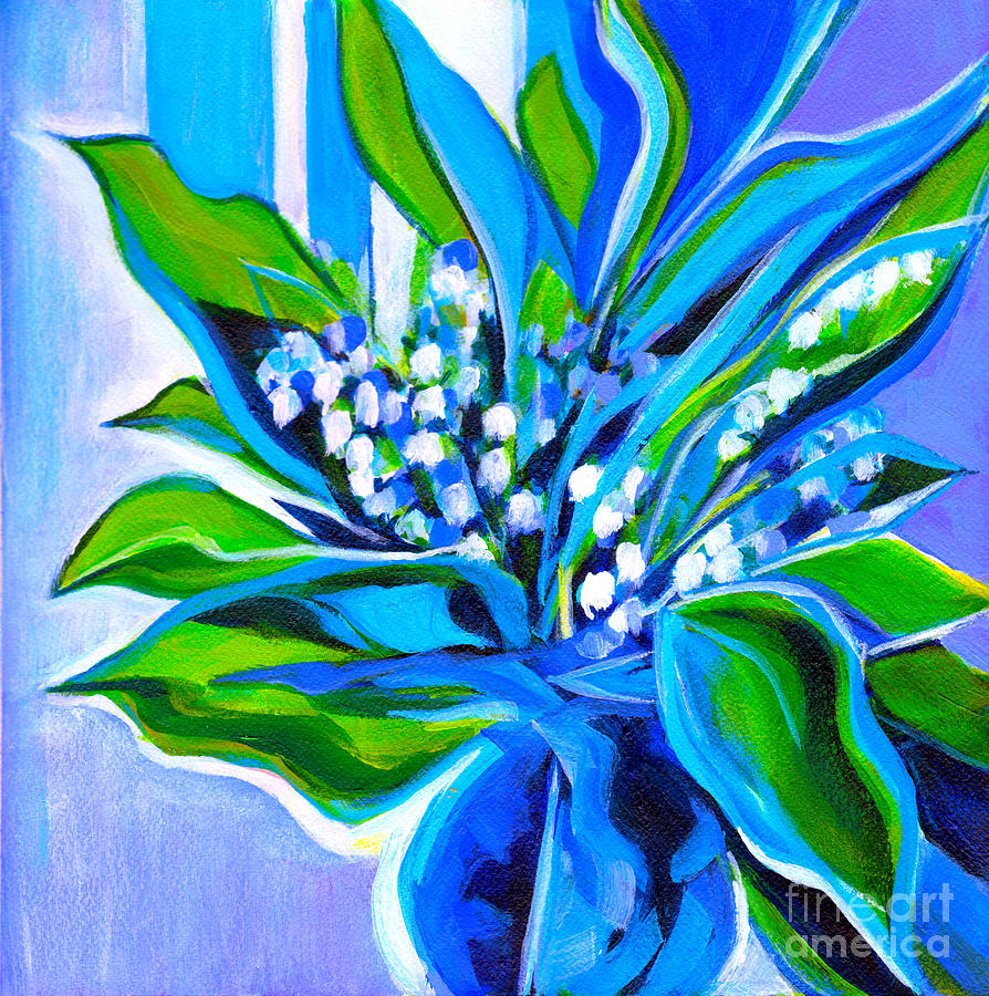 Lily Of The Valley by Tanya Filichkin