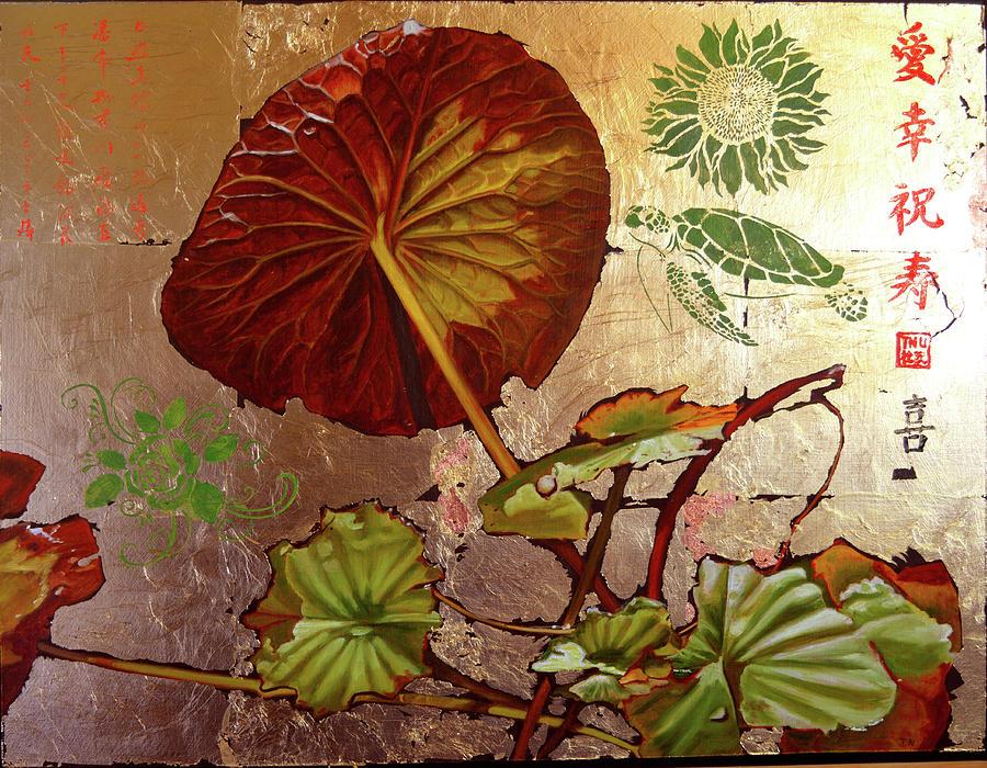 Lily Pad 18 by Thu Nguyen