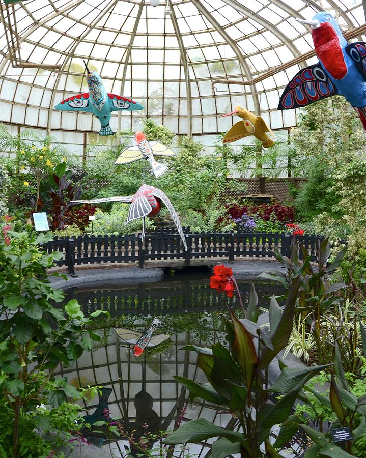 Lincoln Park Conservatory by Corinne Rhode