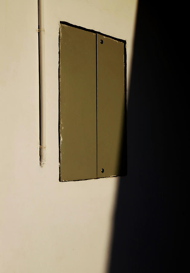 Line Window Shadow by Prakash Ghai
