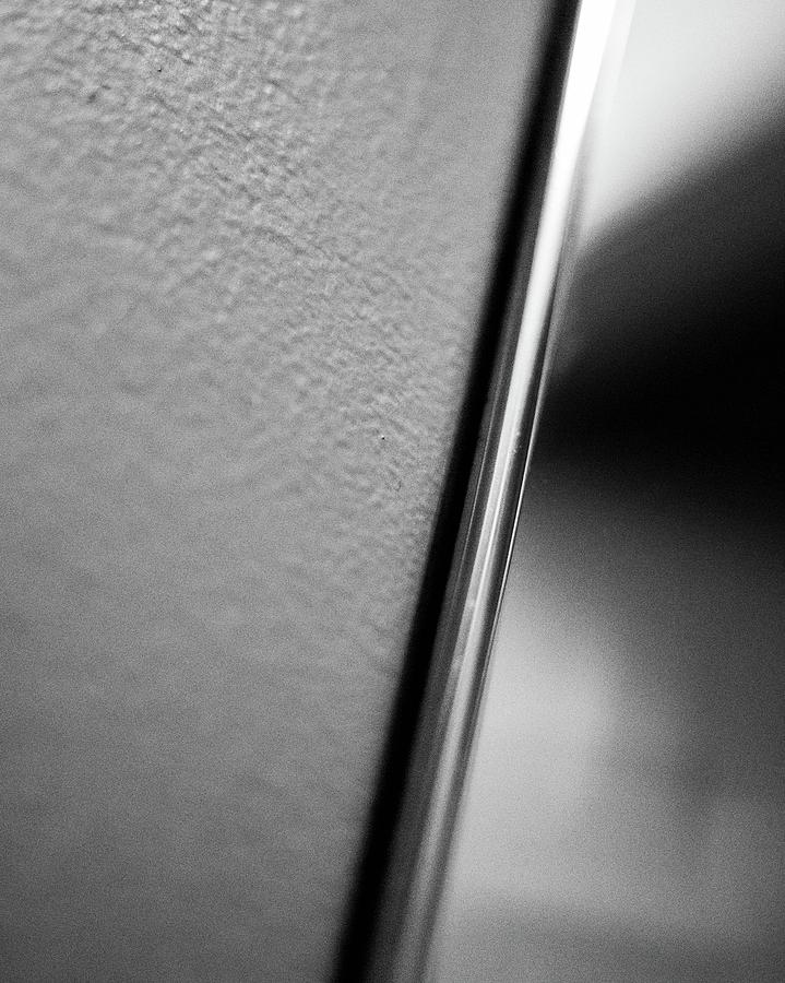 Lines of a Mirror by Kolter Gunn