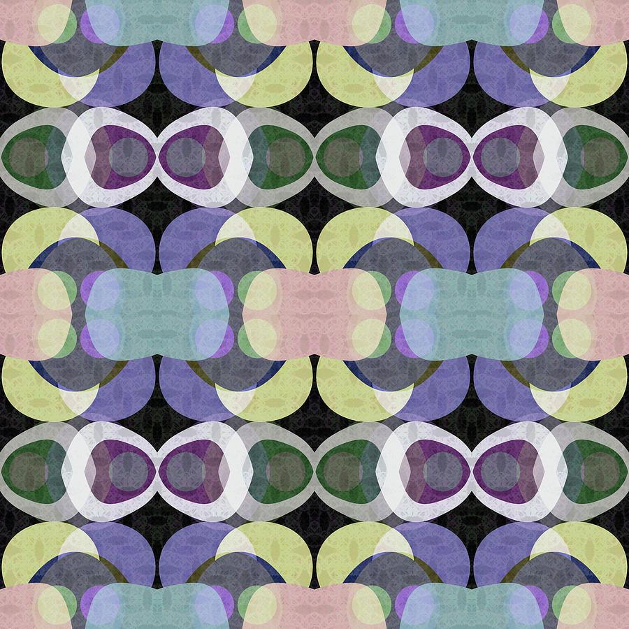 Ruth Palmer Digital Art - Links by Ruth Palmer