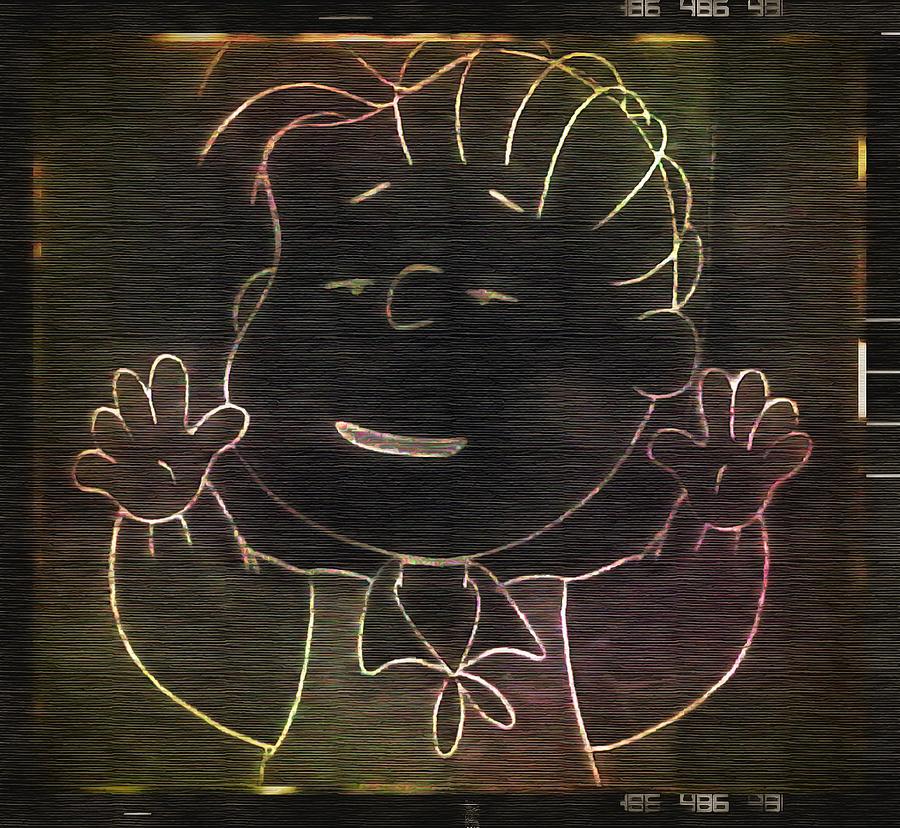 Linus Says Hello by Mario Carini