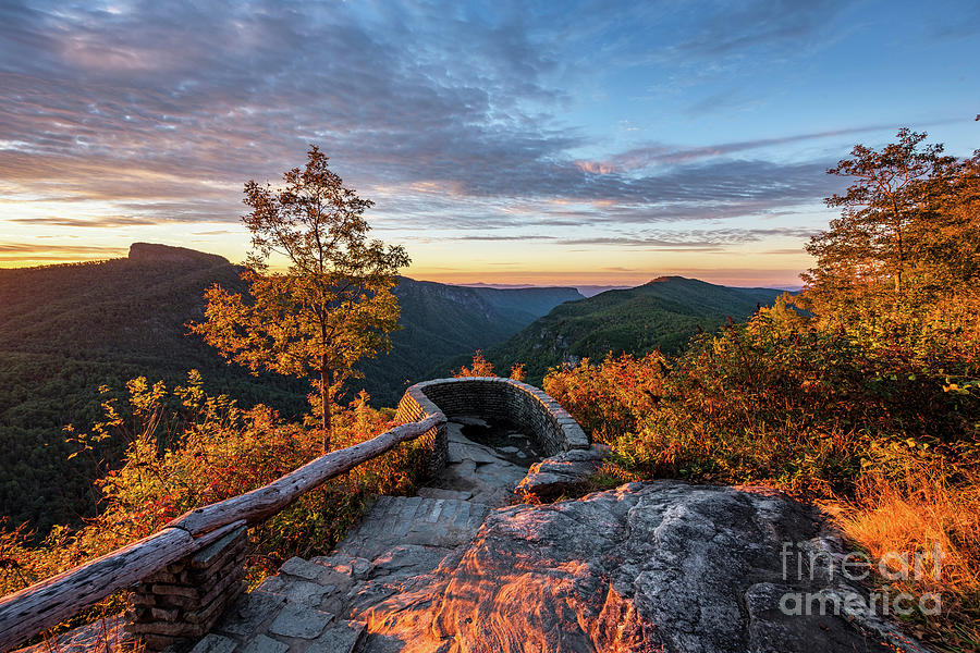Linville Gorge-ous by Anthony Heflin
