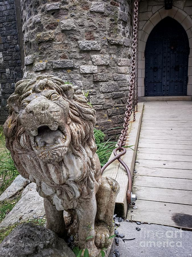 Lion At the Gate by Mary Capriole