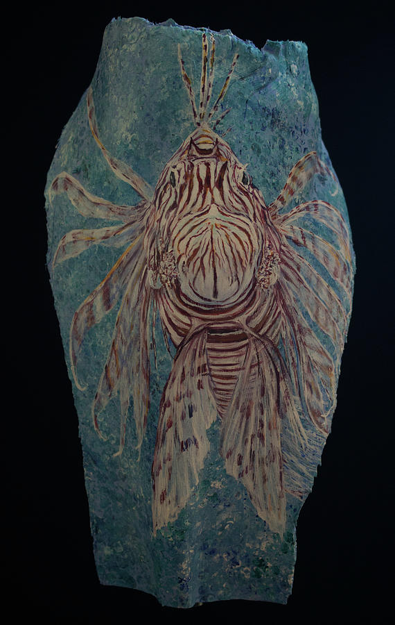 Lionfish by Nancy Lauby