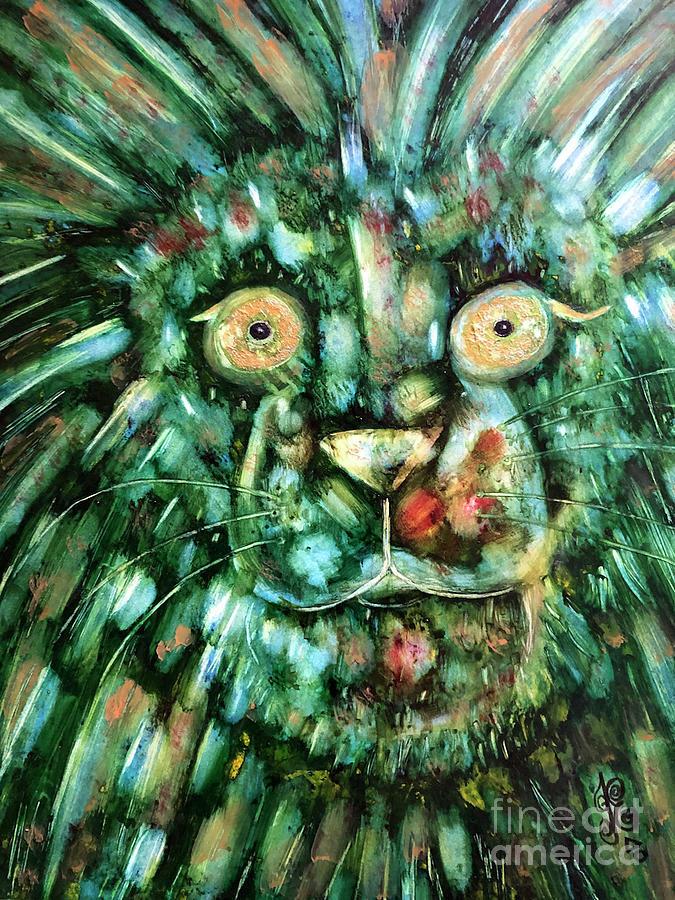 Lionhearted by Julie Engelhardt