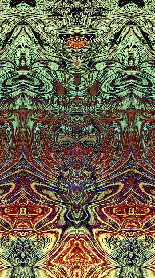 Liquid Cloth 2 by Jeremy Robinson