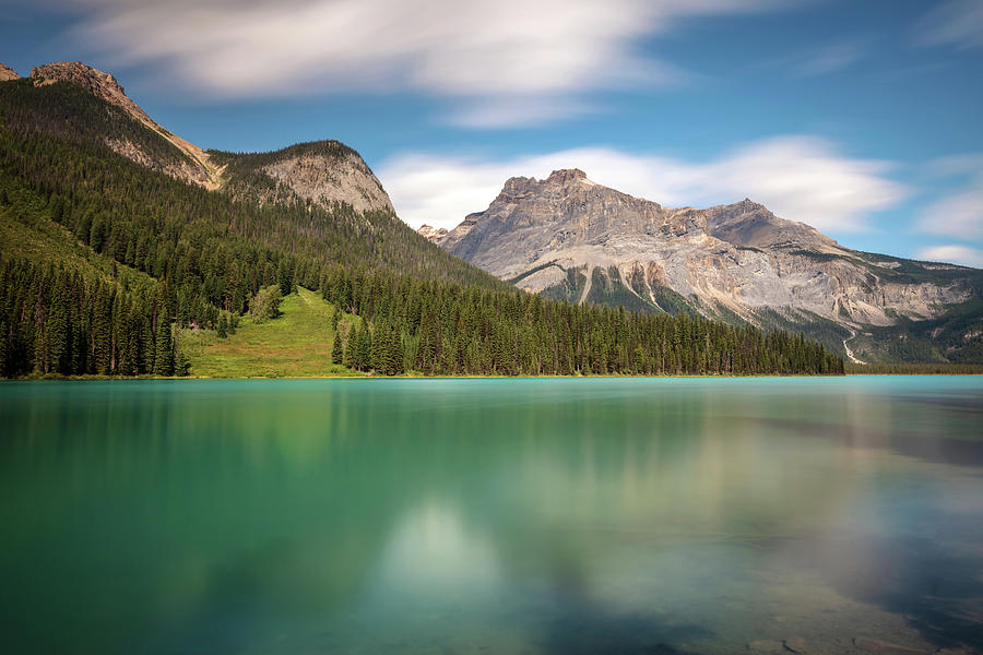 Liquid Emerald by Pierre Leclerc Photography