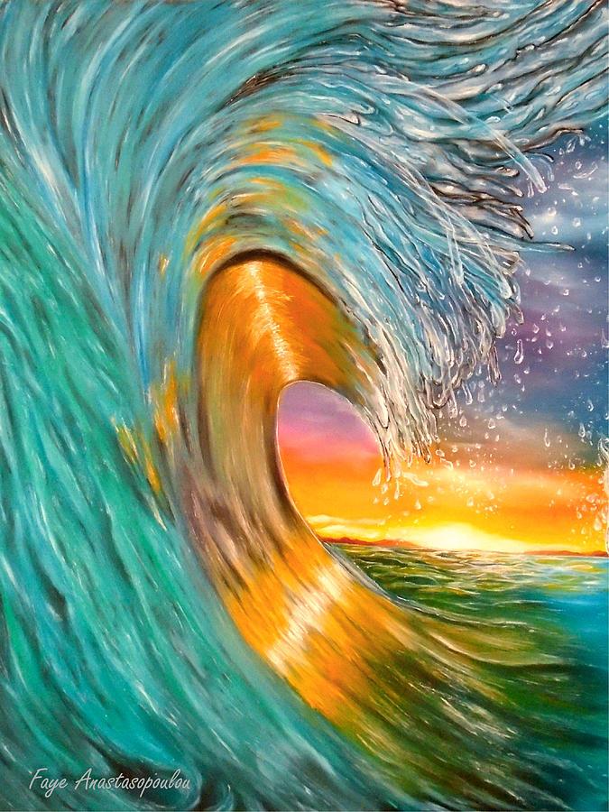 Liquid Motion by Faye Anastasopoulou