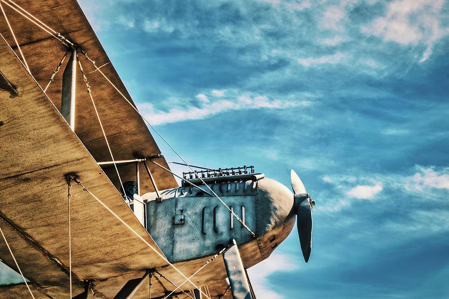 Lisbon Aviation Monument - Portugal by Stuart Litoff
