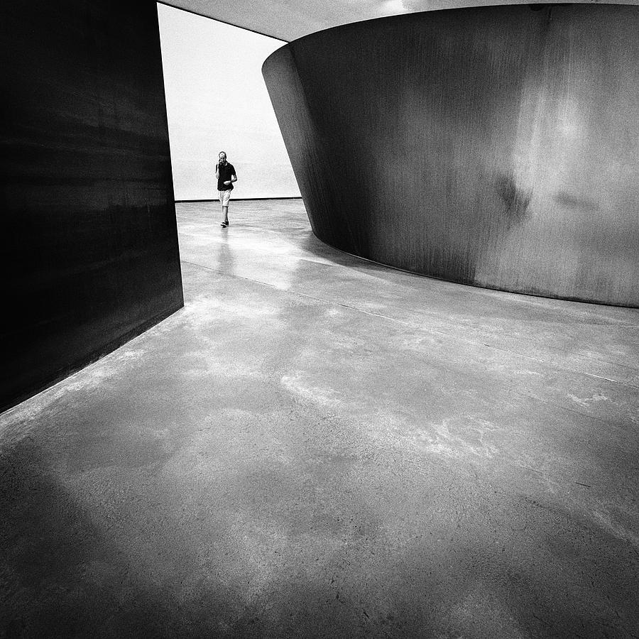 Walk Photograph - Listening by Olavo Azevedo