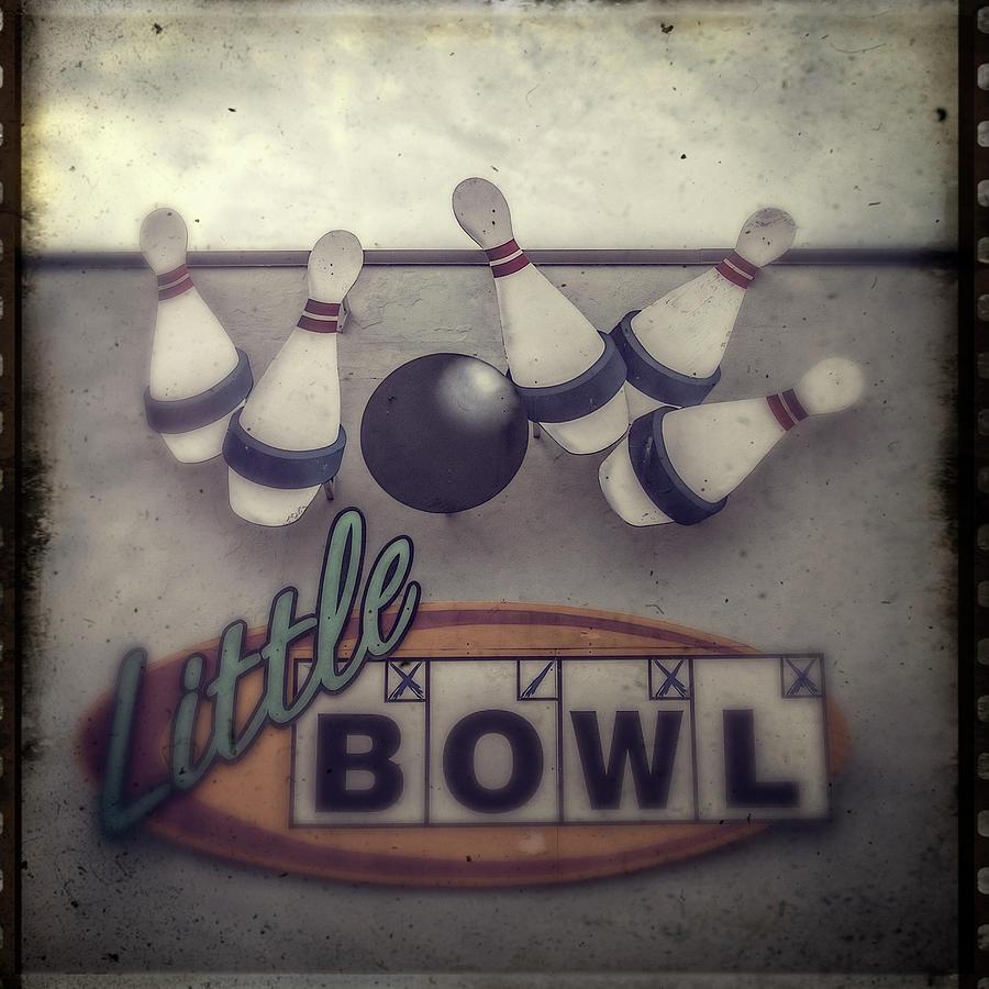 LITTEL BOWL #1 by Jerry Golab