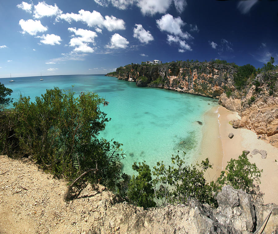 Little Bay, Anguilla Photograph by Photo ©tan Yilmaz
