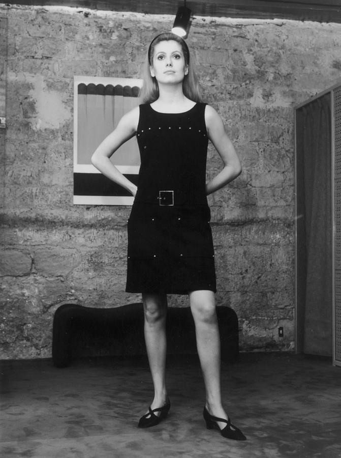Little Black Number Photograph by Reg Lancaster