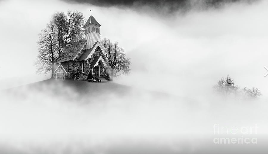 Little Church by Jim Hatch