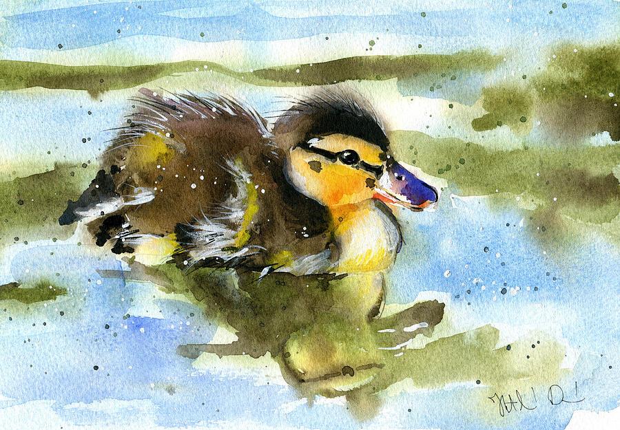Little Duck by Dora Hathazi Mendes