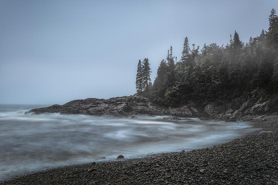 Little Hunters Beach by Robert Fawcett