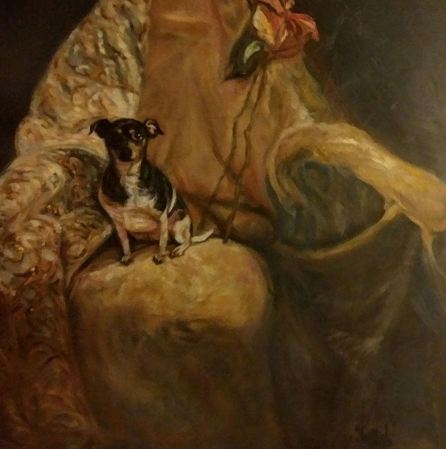 Little Miss Margo by J Reynolds Dail
