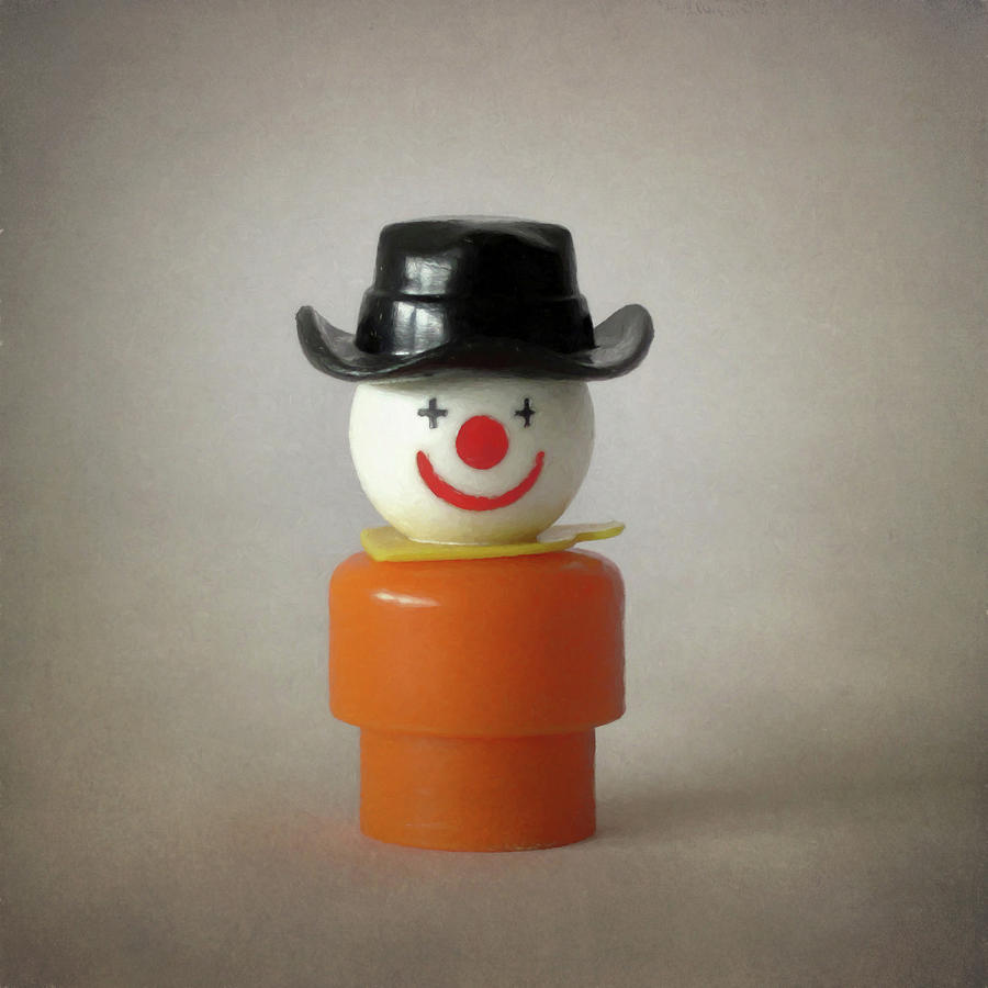 Little People Toy Cowboy by David and Carol Kelly