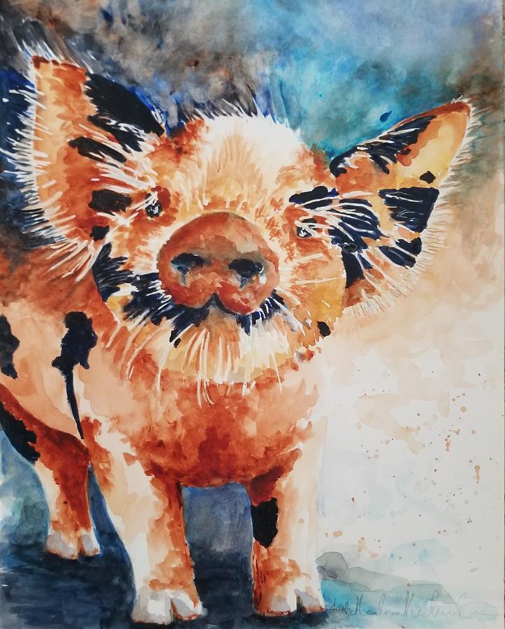 Little Piggy by Lettie Neuhauser-MacLachlan