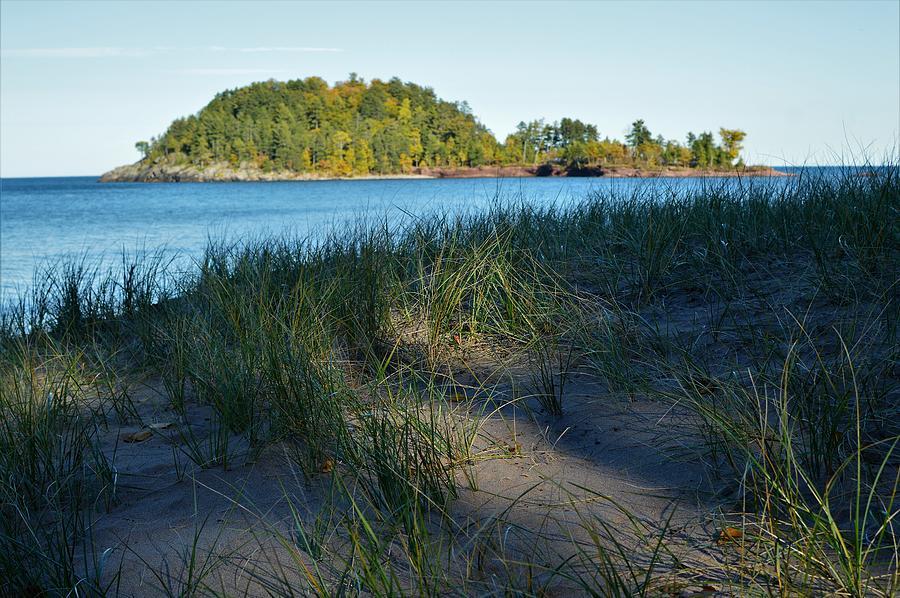 Little Presque Isle Island Photograph