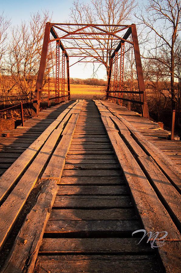 Little River Bridge by Marlenda Clark