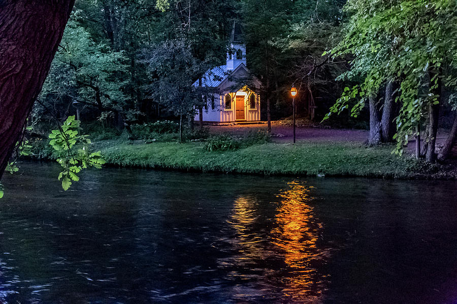 Little River Chapel by Neal Nealis
