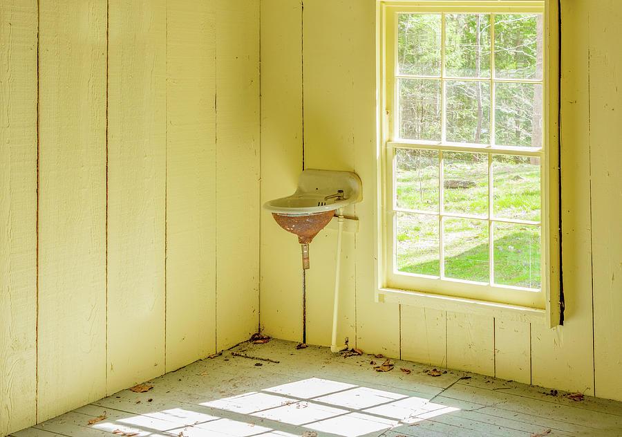 Little Sink by the Window by Marcy Wielfaert