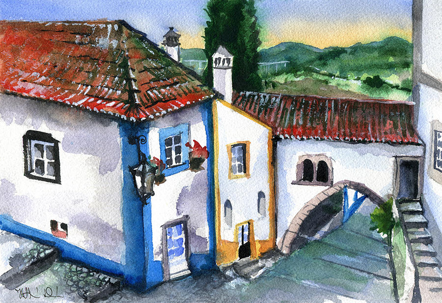 Little Wonders of Portugal by Dora Hathazi Mendes