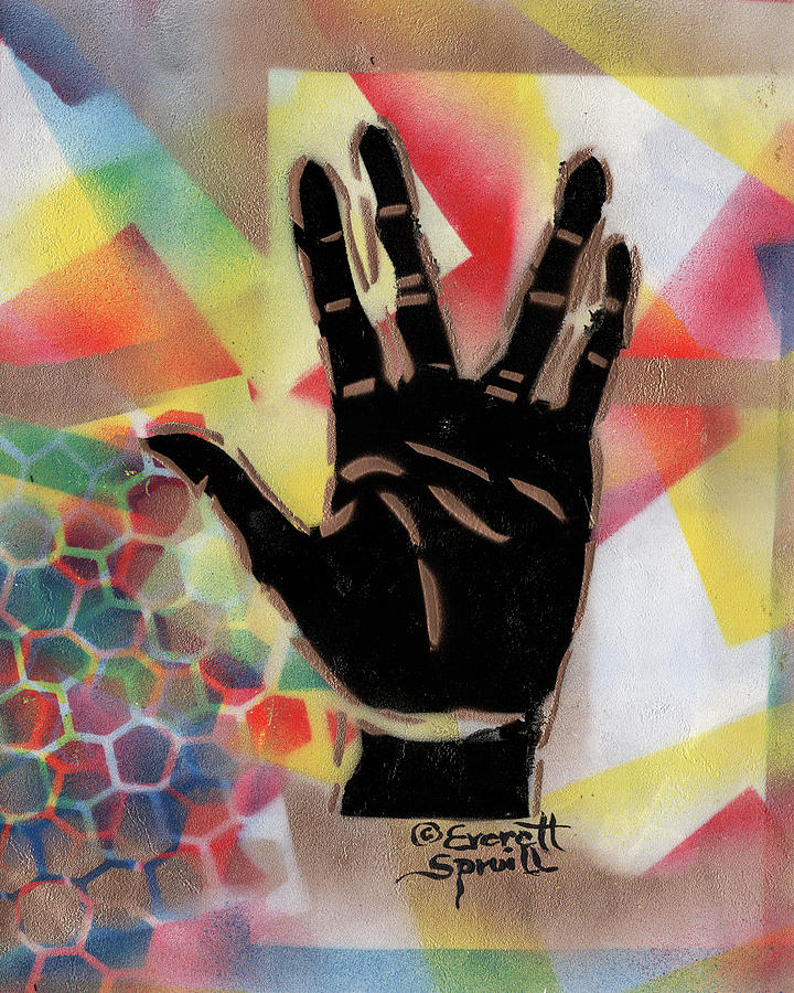 Live Long and Prosper - A by Everett Spruill