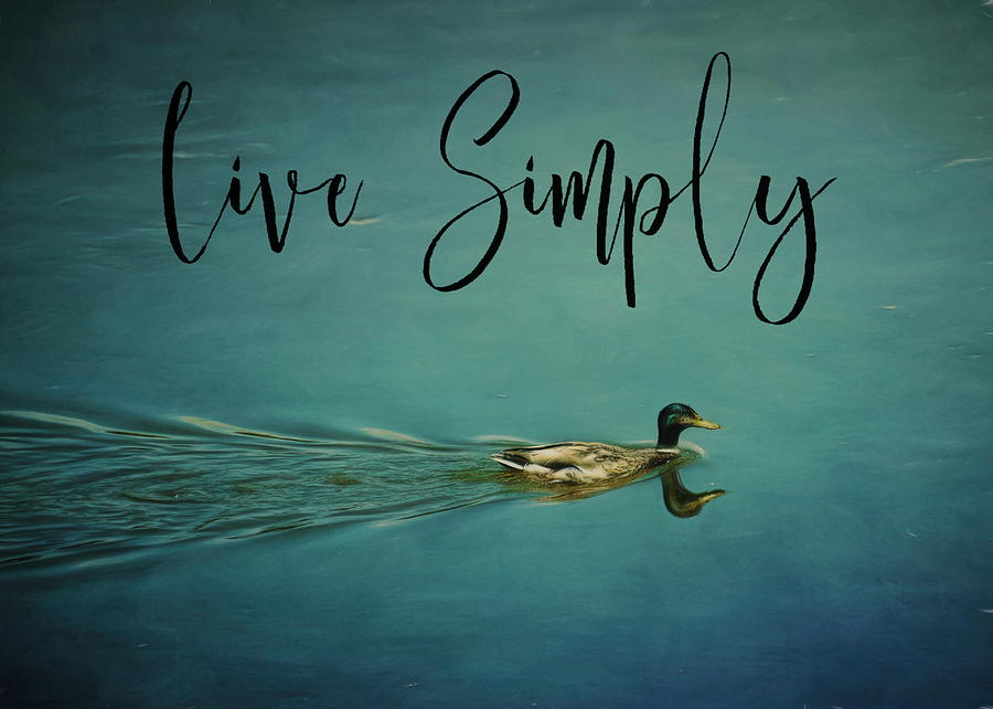 Live Simply by Jack Wilson