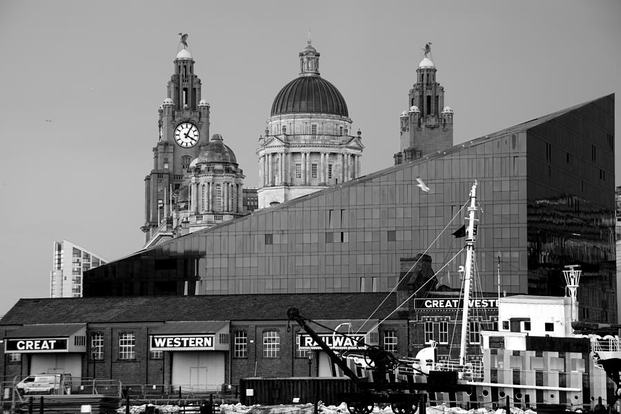 Liverpool by Jolly Van der Velden