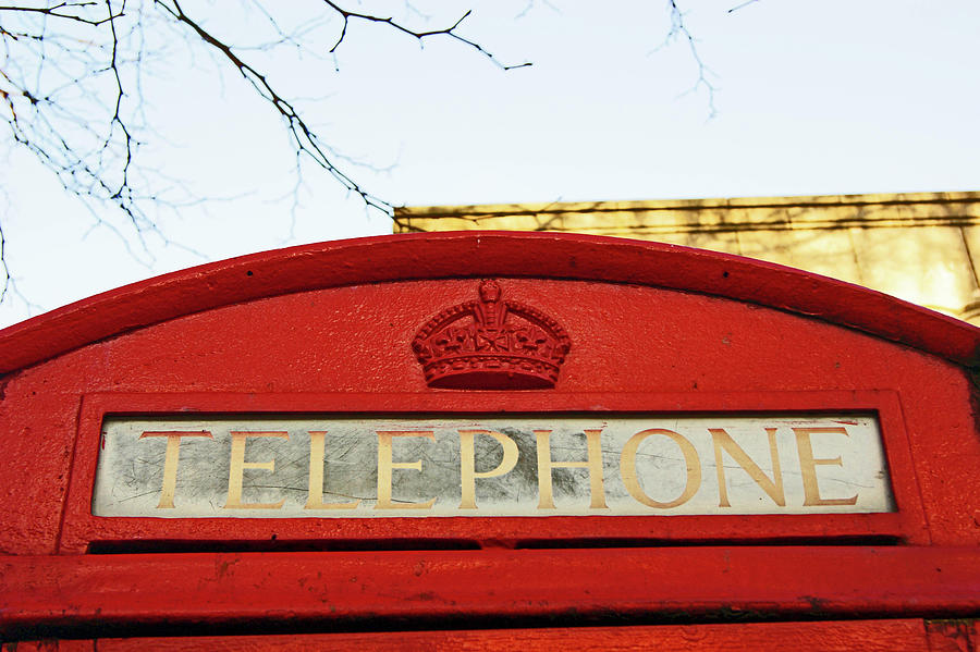 LIVERPOOL. Telephone Box  by Lachlan Main
