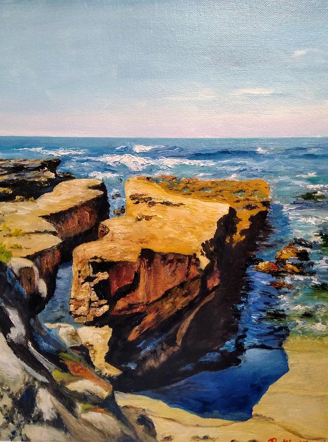 Living Rocks of San Diego by Ray Khalife