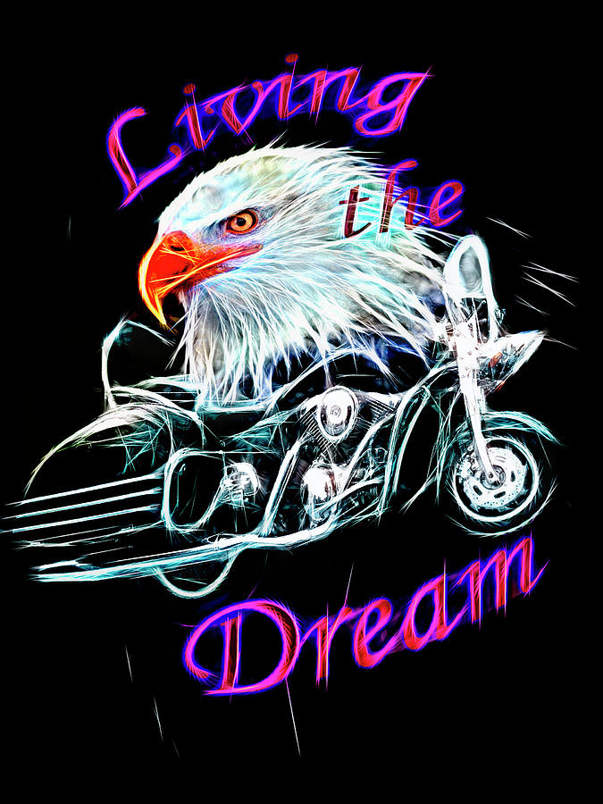 Living the Dream Shine by Debra and Dave Vanderlaan