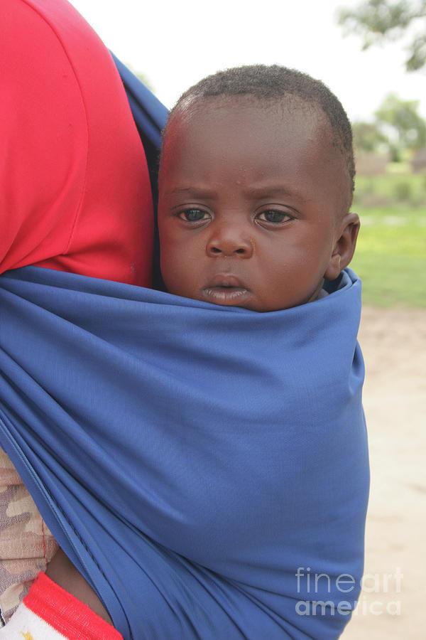 Lizauli Baby-Namibia by PJ Boylan