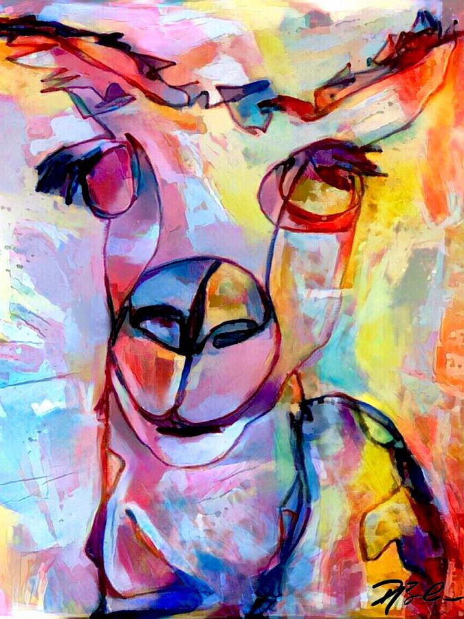 Llama Mama by Dawn Bearden