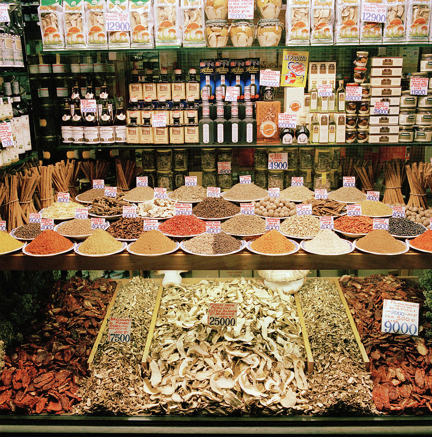 Local Foods For Sale In A Store In Photograph by Cultura Exclusive/philip Lee Harvey
